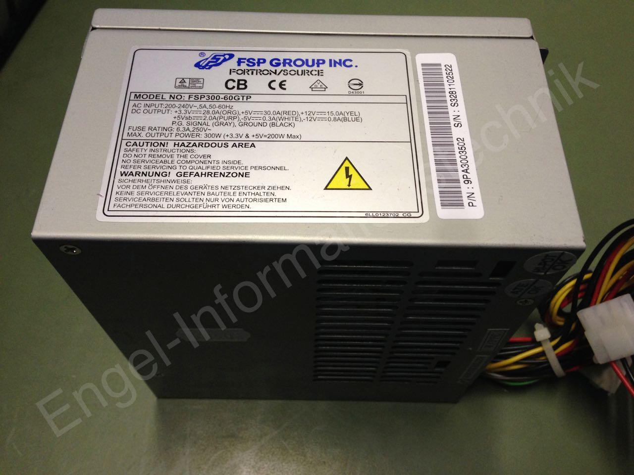 Fortron FSP300-60GTP