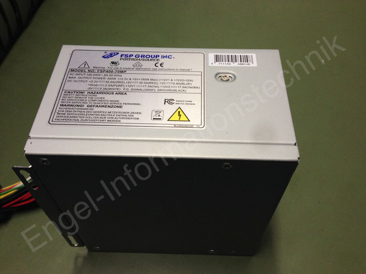 Fortron FSP400-70MP