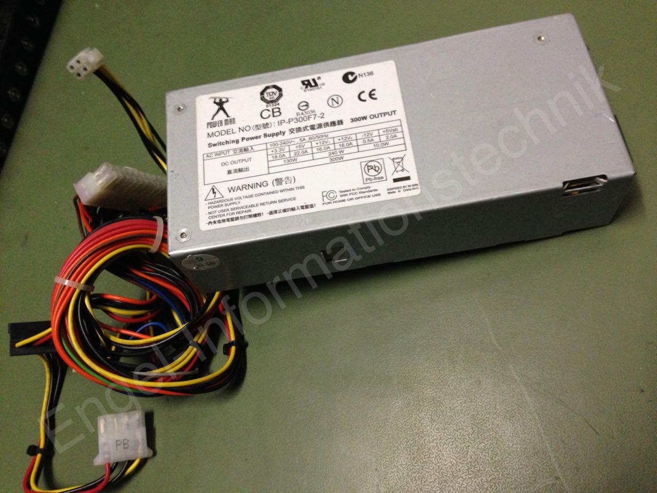 Power Man IP-P300F7-2