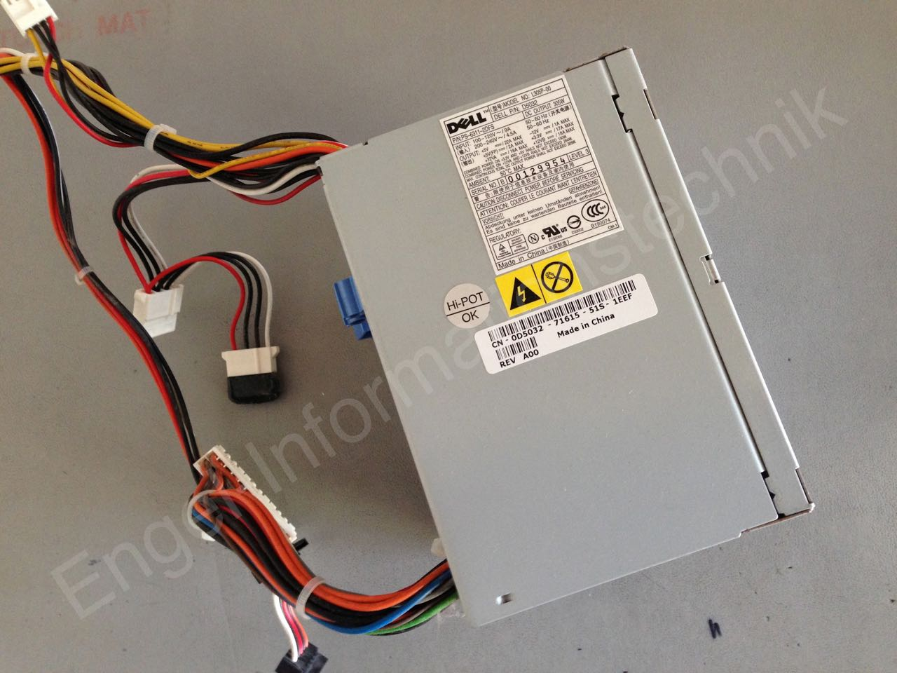 L305P-00 PS-6311-2DFS