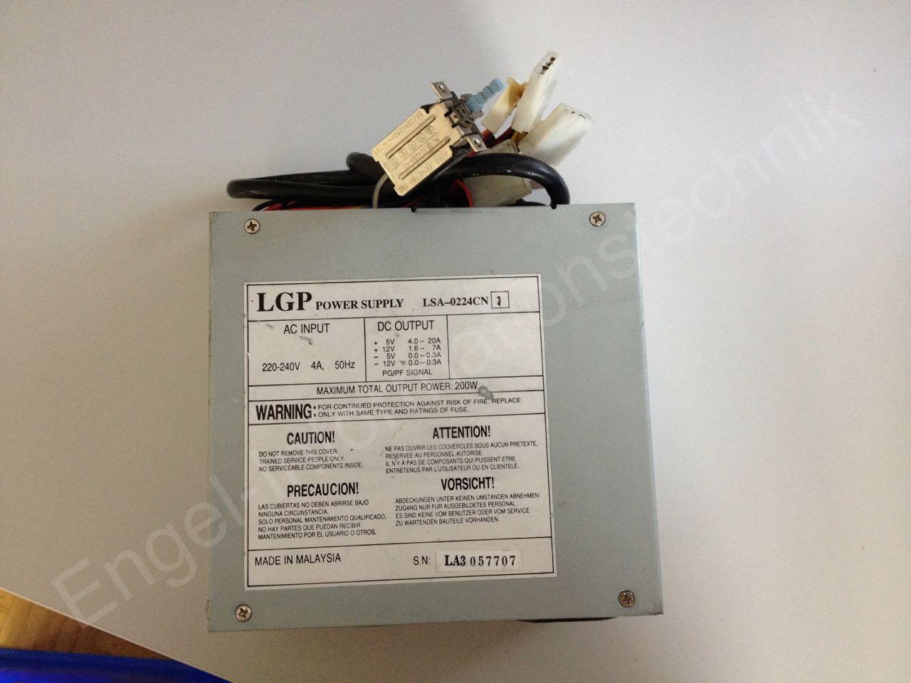 Syn electronics LSA-0224CN