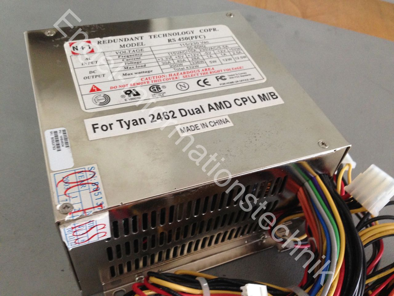 NMB460W RS 450