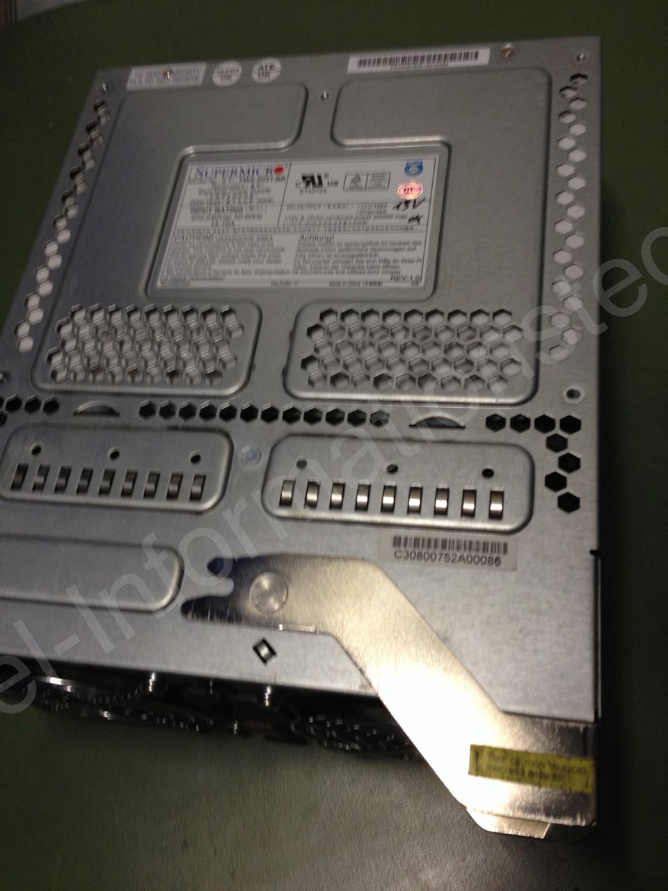 Supermicro PWS-2K01-BR
