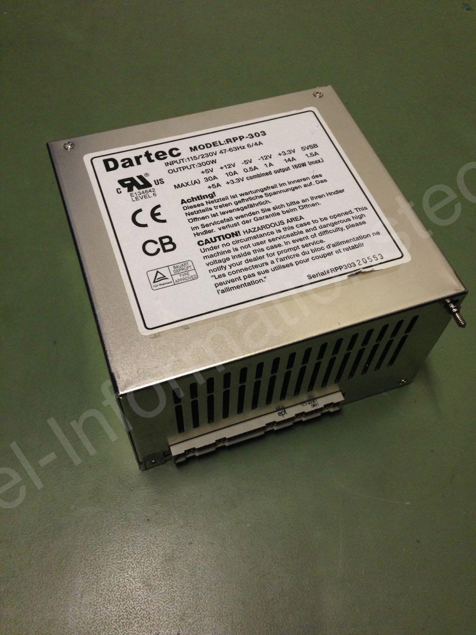 Dartec RPP-303