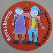 Logo der Aktion Hanna und Hannesle