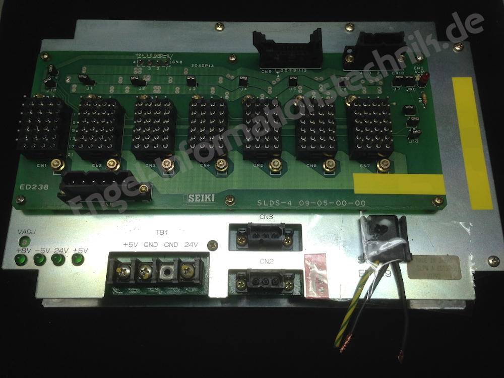 Hitachi Seiki SLPW-A-ED-139-2