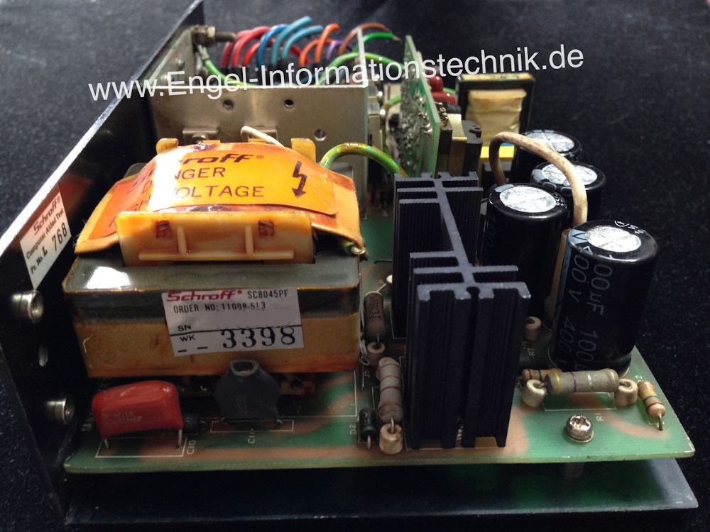 Schroff SC8045PF
