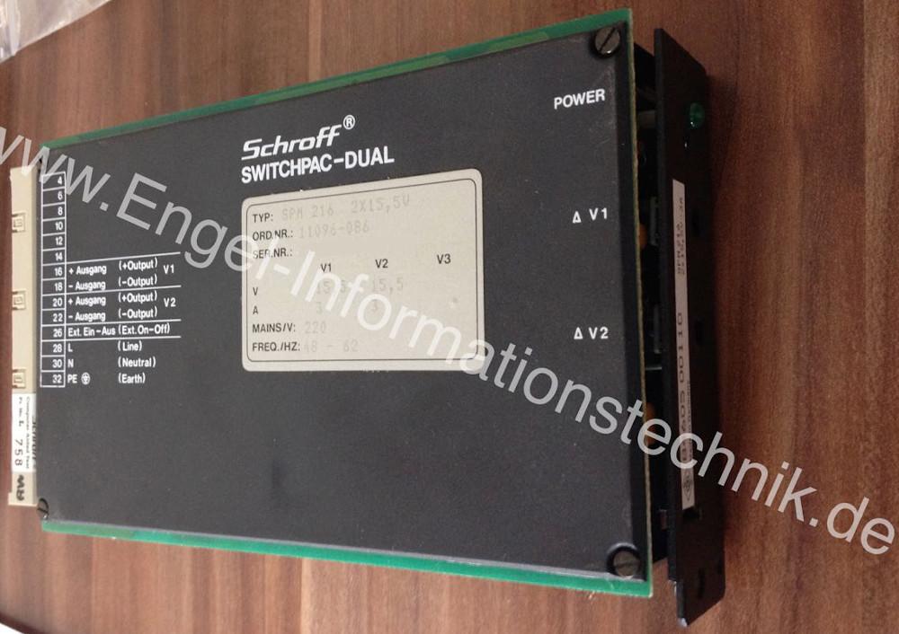 Schroff SPM 216