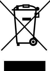 WEEE Directive, symbol for sustainability