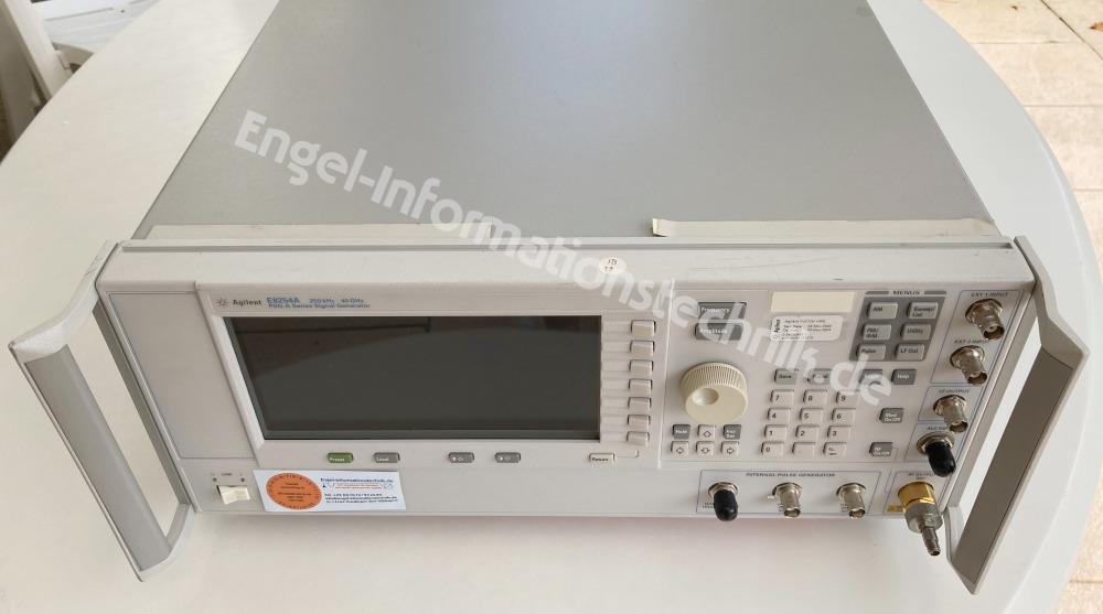 Agilent E8254A PSG-A Series Signal Generator, Laborgeräte