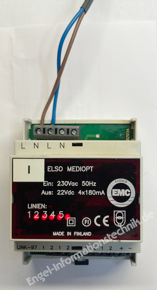 ELSO Mediopt, Typ 730290
